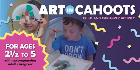 Art In Cahoots! tickets