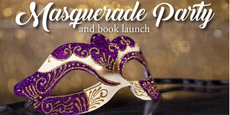 Masquerade Party & Book Launch tickets