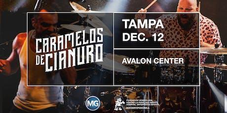 Caramelos de Cianuro @ Tampa tickets