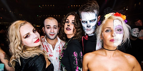 The Asylum - NYC's Annual & Biggest Halloween Weekend Kick-Off Party tickets