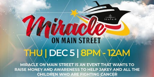 Miracle On Main Street - Benefiting