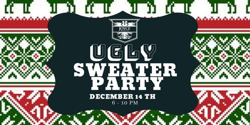 Joyce Wine Co's UGLY SWEATER PARTY