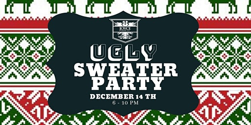 Joyce Wine Co's UGLY SWEATER PARTY