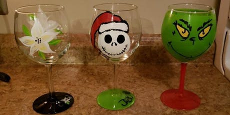 Holiday Paint n Sip tickets