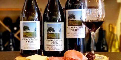 Wine Tasting & Food Pairing feat. Wildwood Oak Winery