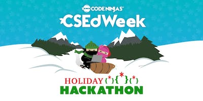Code Ninjas South Brunswick - HOLIDAY HACKATHON