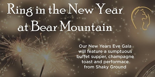New Years Eve Gala 2019 at Bear Mountain
