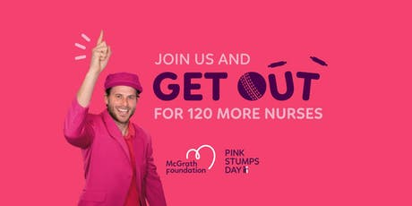 OMK CRICKET CLUB PINK STUMPS DAY tickets