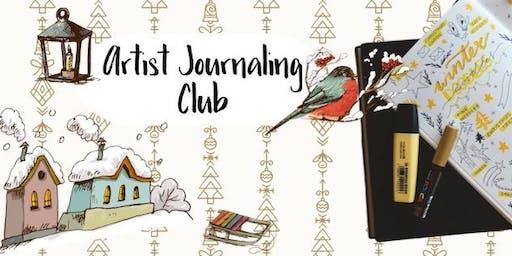 Artists Journaling Club