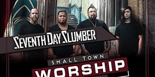 Seventh Day Slumber - Small Town Worship Tour