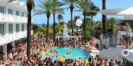 Pool Party in Miami - Day Party tickets