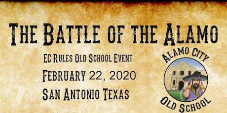 Battle of the Alamo tickets