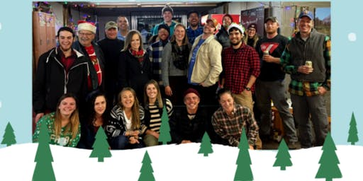 Mild to Wild Staff Christmas Party