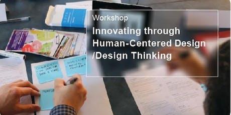 Innovating Through Human-Centered Design Thinking tickets