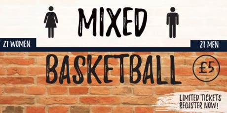 Stride Mini Games: Mixed Basketball tickets