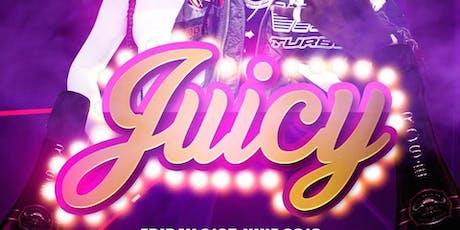 JUICY - Hip Hop x Bashment x Afrobeats tickets