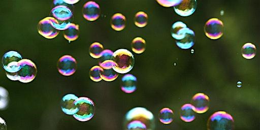 Mayor's SRC Launch -  Bubbles Bubbles everywhere -