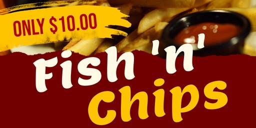 Fish Fry Fundraiser-VFW & Scout Troop 4574
