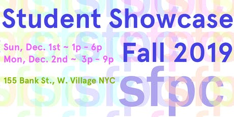 Student Showcase, Fall 2019 tickets