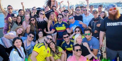 Boats & Beats Friday Night Yacht Party (Newport Beach). 21+