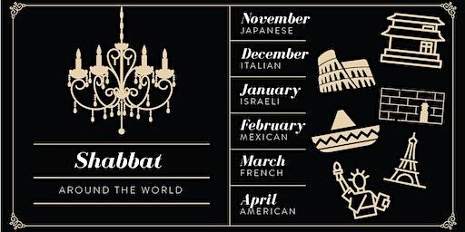 Shabbat Around the World - December Edition