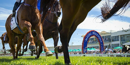 2020 The Star Gold Coast Magic Millions Raceday - Gallery Restaurant