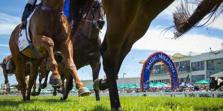 2020 The Star Gold Coast Magic Millions Raceday - The Boardroom tickets