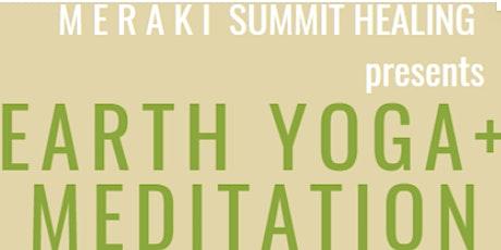 Earth Yoga + Sound Meditation tickets