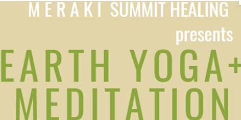 Earth Yoga + Sound Meditation