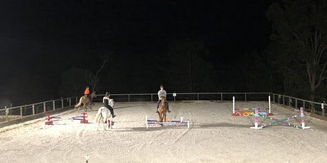Christmas Holiday, Evening Riding Lessons tickets