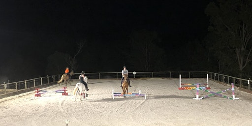 Christmas Holiday, Evening Riding Lessons