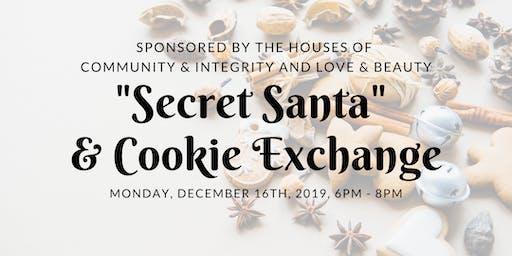 """Secret Santa"" & Cookie Exchange"