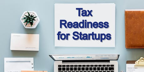 Tax Readiness for Startups Indie Hackers Meetup  tickets