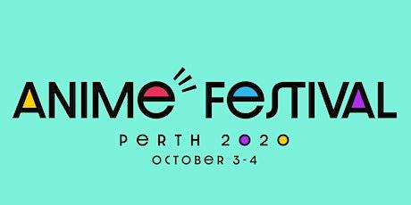 Madman Anime Festival Perth 2020 tickets