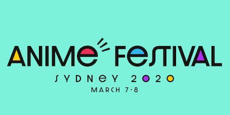 Madman Anime Festival Sydney 2020 tickets