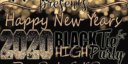Black Tie & High New Years Eve Party