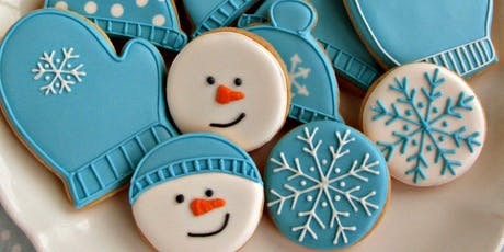 Christmas Cookies with Briana The Baker! tickets
