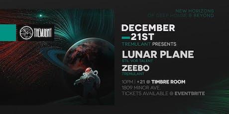 Tremulant: Lunar Plane tickets