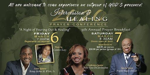 Grace DeCuir Ministries - 2020 IAH Prayer Conference