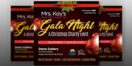 Mrs. Kay's Gala Night tickets