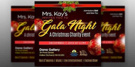 Mrs. Kay's Gala Night