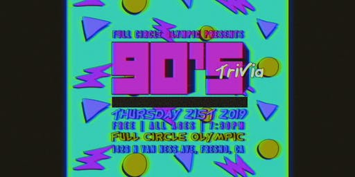 90's Trivia Night at the Olympic