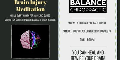 Brain Injury Meditation