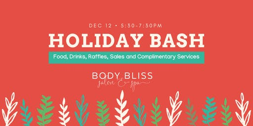 Body Bliss Holiday Bash