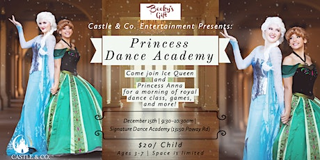 December Princess Dance Academy tickets