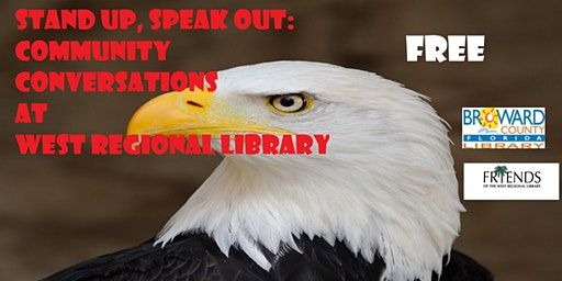 """STAND UP, SPEAK OUT: Community Conversations, PBS film, """"American Creed"""""""