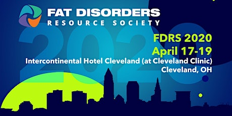 CANCELED!  FDRS 2020: Focus on Fat Disorders tickets