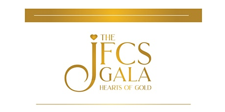 JFCS Hearts of Gold Gala tickets