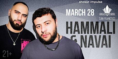 HammAli & Navai / San Francisco tickets