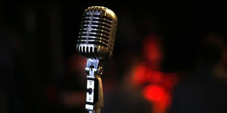 Comedy Open Mic with Dan Rice tickets